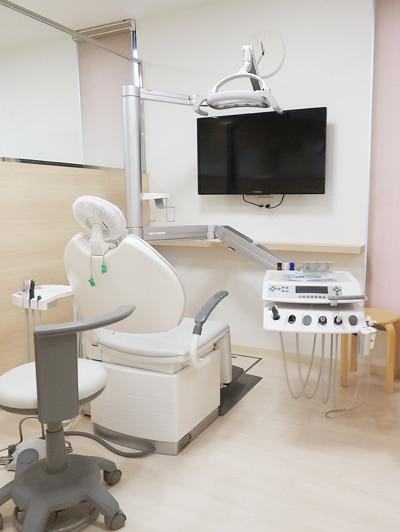 ほり歯科医院内写真